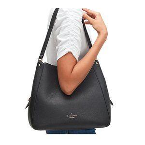 KATE SPADE ♠️ Leila Medium Triple Compartment Bag
